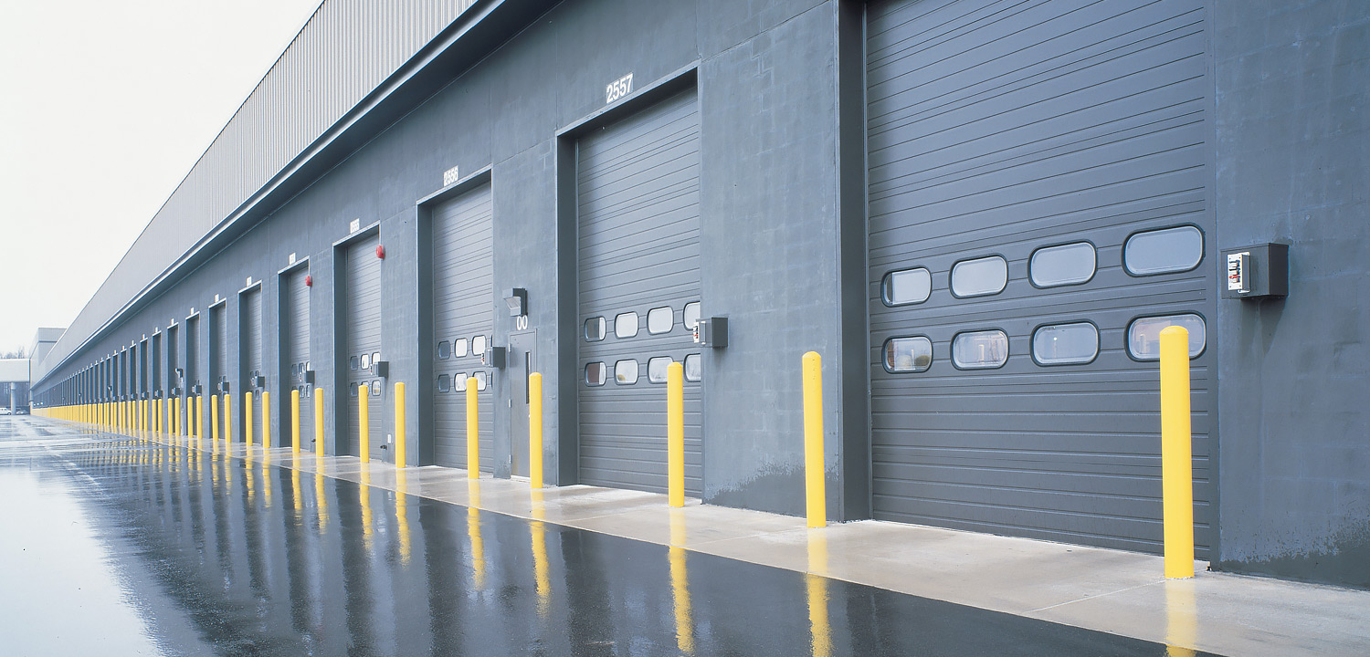 Industrial Garage Door In Industrial Garage Doors View Our Products Thermacore Doors Overhead Door Company Commercial Residential u0026