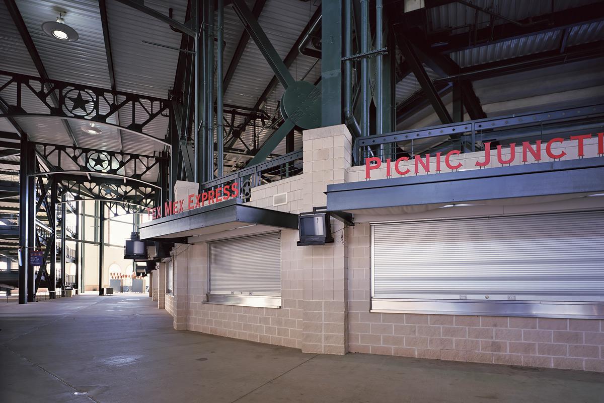 Rolling Counter Doors Overhead Door Company Of Central Texas