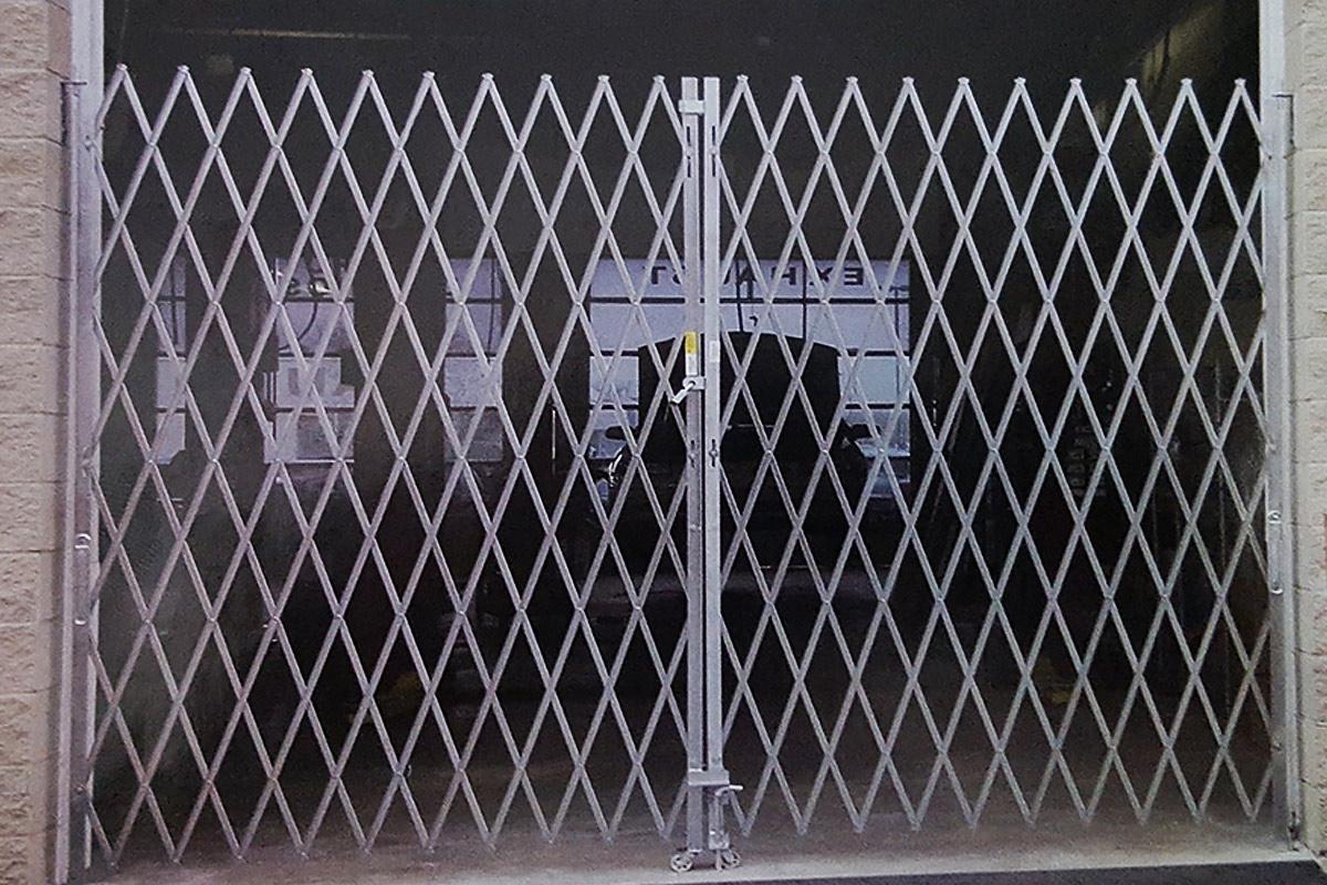 Overhead Door Galvanized Gates